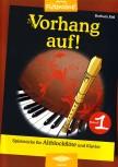 Ertl, Barbara - Vorhang auf! Band 1 - Altblockflöte und Klavier