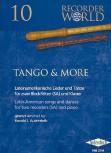 Authenried, Ronald J. - Tango & More - SA und Klavier