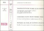 Weihnachtliche Musik alter Meister - Recorder Trio SAB or S/piano