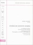 Scheidt, Samuel - Hymnus De Adventu Domini  - Blockflötenquartett SATB