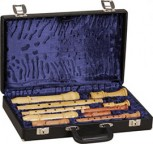Case For Sopranino, Soprano, Treble And Tenor Recorder