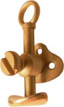 Thumbholder adjustable