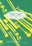 Nieuwkerk, Willem Wander van - Voci, voci  - Sopran- oder Altblockflöte solo