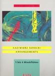 Serocki, Kazimierz - Arrangements - 1-4 diverse Blockflöten