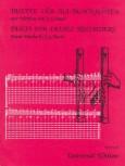 Bach, Johann Sebastian - Duette - 2 Altblockflöten