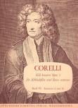 Corelli, Arcangelo - Zwölf Sonaten op. 5 / 11-12  - Altblockflöte und Basso continuo