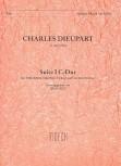 Dieupart, Charles - Suite 1 C-dur - Altblockflöte und Basso continuo