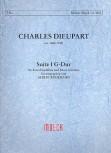 Dieupart, Charles - Suite 1 G-dur - Sopran- oder Tenorblockflöte und Basso continuo