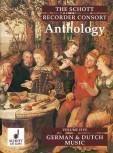 The Schott Recorder Consort Anthology 5 - Deutsche und niederländische Musik div. Duo bis Sextett
