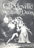 Chédeville, Nicolas - Sechs galante Duos - 2 Altblockflöten