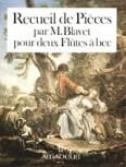 Blavet, Michel - Premier  Recueil de Pièces - Heft 2  2 Altblockflöten