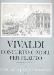 Vivaldi, Antonio - Concerto c-moll - Altblockflöte und Klavier