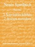 Bornmann, Johannes - Neues Spielbuch - 2 Sopranblockflöten