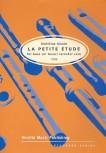 Maute, Matthias - La petite Etude - Bass- oder Tenorblockflöte solo