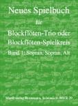 Bornmann, Johannes (Hrg.) - Neues Spielbuch 1 - SSA