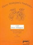 Attaignant, Piérre - first dance book 1530  - SATB