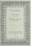 Mussi, Giulio - Il primo libro delle canzoni - SB oder BB oder SS und Basso continuo