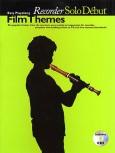 Film Themes -  Soprano recorder & CD