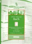 Bach, Johann Sebastian - Brandenburgisches Konzert Nr. 3 - 1. Satz AAATTTBBBSb