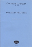 Janequin, Clement - Bataglia Francese - AATB