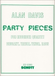 Davis, Alan - Party Pieces - SATB