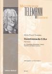 Telemann, Georg Philipp - Ouvertürensuite C-dur - 2 Alt- und 1 Tenorblockflöte und Basso continuo