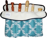 Roll Bag With Six Slots, Cotton<br><br><b>NEW !</b>