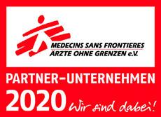 MSF Aerzte ohne Grenzen e.V - Partner-Unternehmen